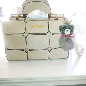 Handbags - Bone colored purse